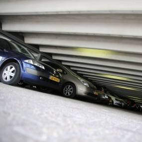 Slimme kaart Strijp-S, weten waar parkeerplaatsen vrij zijn?
